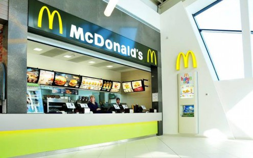 McDonalds Serbia