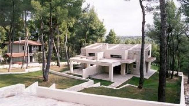 Construction Of Luxury Complexes - Halkidiki