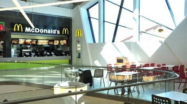 McDonalds - Novi Sad